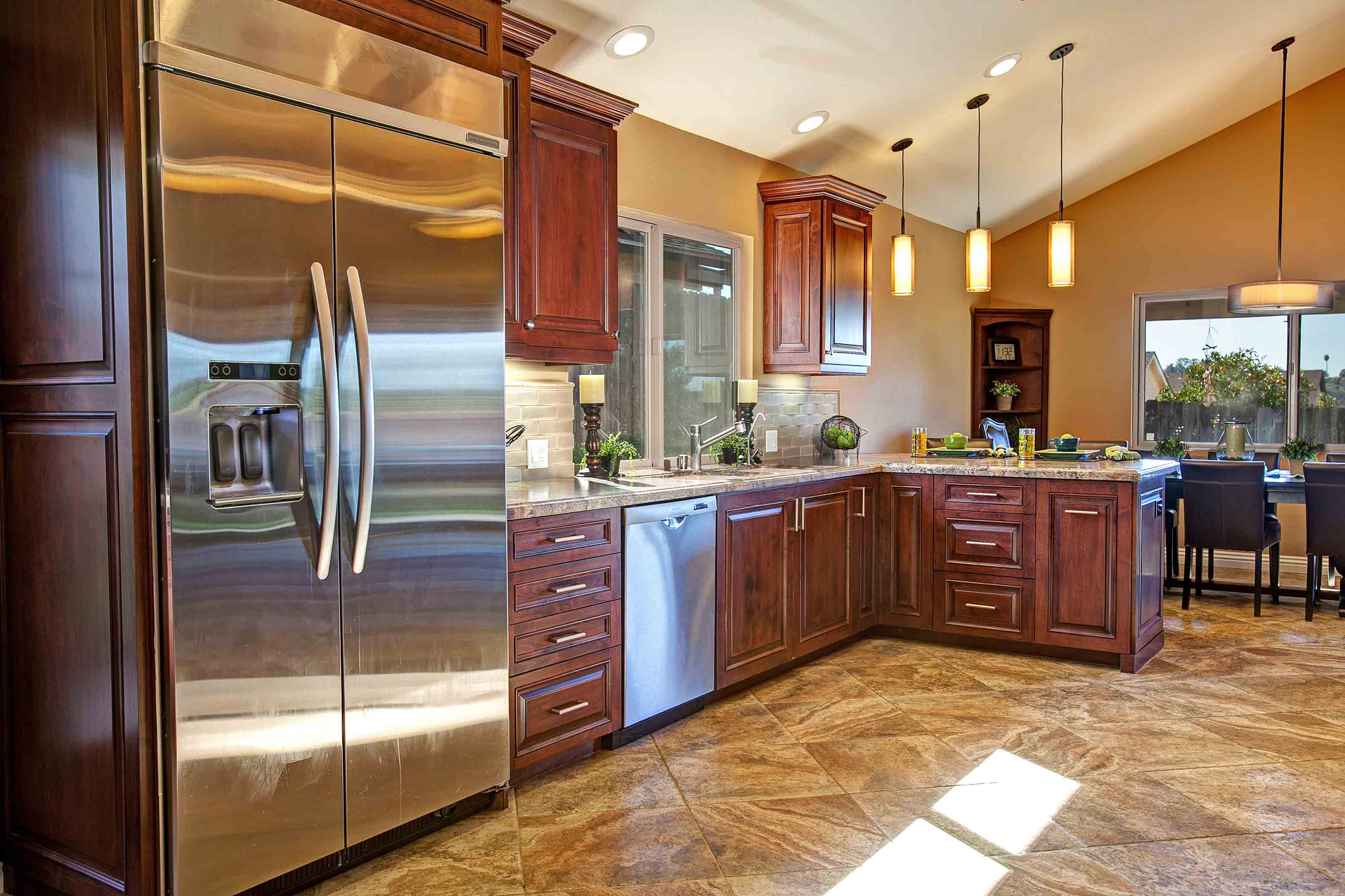 San Carlos Kitchen Remodel Lawson Construction Inc